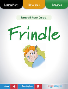 Frindle Lesson Plan (Book Club Format - Main Idea and Supporting Details)