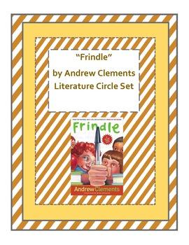 Frindle Literature Circle Set
