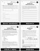 Frindle - Literature Kit Gr. 3-4 - BONUS WORKSHEETS