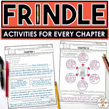 Frindle by Andrew Clements Novel Study