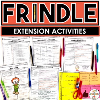 Frindle Distance Learning