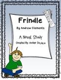 Frindle Novel Study Resources Aligned to ELA Common Core Standads