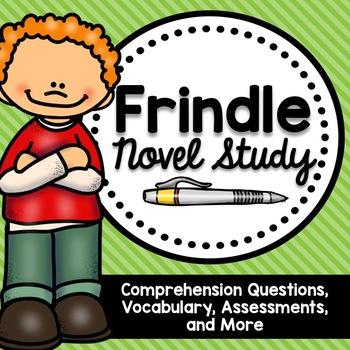 Frindle Novel Study
