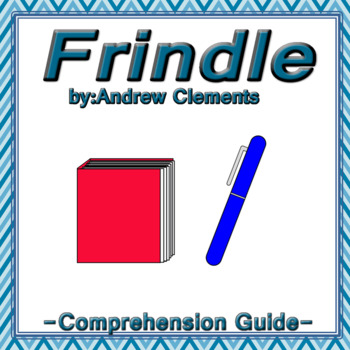 Frindle Novel Study Guide (3rd-5th Grade)
