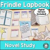 Frindle Novel Study Lapbook and Digital Version