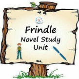 Frindle Novel Unit Study