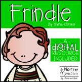 Frindle Novel Study and DIGITAL Resource