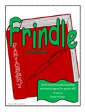 Frindle Novel Study/Extended Learning Activities