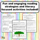 Frindle Novel Unit ~ Reading Strategies & Activities to Teach Literary Elements!