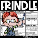 Frindle   Printable and Digital