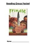 Frindle Reading Comprehension Packet