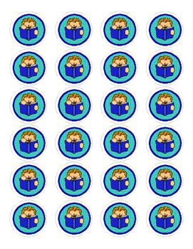 Frindle Sticker Badge