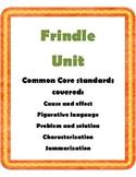 Frindle Unit (Common Core aligned)