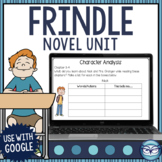 Frindle Novel Unit Resource Guide