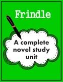 Frindle Unit Plan
