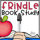 Frindle Unit from Teacher's Clubhouse