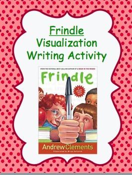 Frindle Visualization Writing Activity