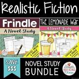 Frindle and The Lemonade War Novel Study Bundle