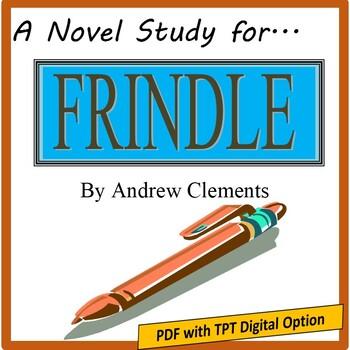 Frindle - Mrs. Warner's Learning Community