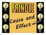 Frindle by Andrew Clements Cause and Effect