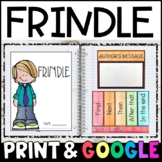 Frindle Distance Learning with GOOGLE Classroom