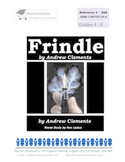 Frindle by Andrew Clements: Novel study for grades 4-6