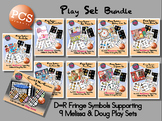 Fringe Symbols - Play Set Bundle - PCS