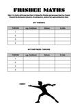 Frisbee Measurement