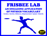 Frisbee Physics Lab