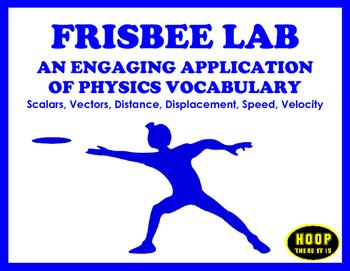 Frisbee Physics Lab