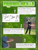 Frisbee Skill Poster