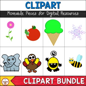 Clip Art Growing Bundle