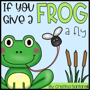 Spring Activities: Frogs Activity packet