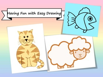 Frog - Easy Drawing - Fun Facts