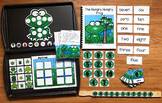 """Frog Adapted Book And Vocabulary Activities: """"The Hungry H"""