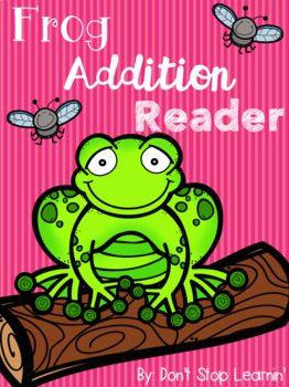 Frog Addition Reader
