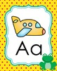 Frog Alphabet Posters A - Z