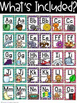 Frog Alphabet Posters - Frog Decor