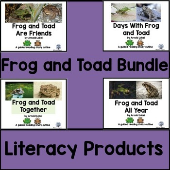 Frog And Toad Bundle