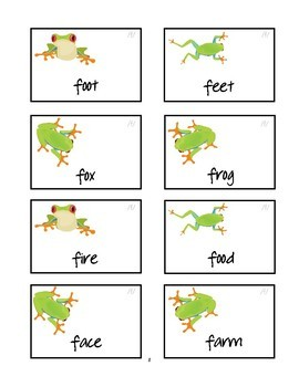 Frog Articulation