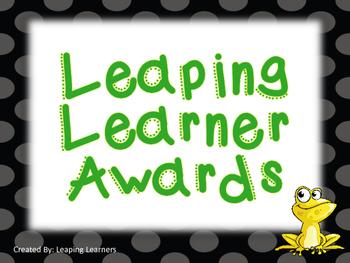 Frog Awards