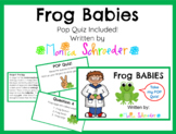 Frog Babies: The Life Cycle of a FROG in Google Slides