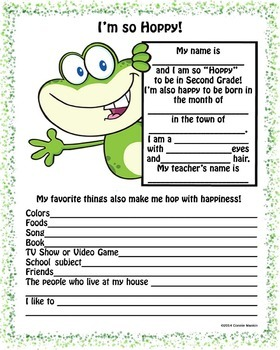 Free printable 2nd grade writing Worksheets, word lists and ...