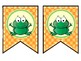 Frog Banner - We Love to Learn
