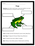 Frog Body Part Labeling