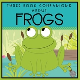 Frog Book Companion Bundle