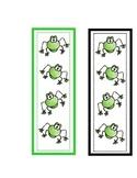 Frog Bookmarks