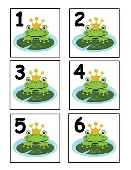 Frog Calender Theme