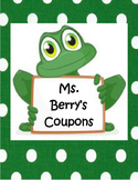 Frog Classroom Coupons