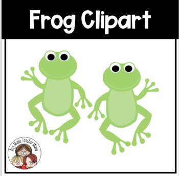 Frog Clipart (2 images)